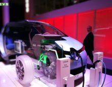 CNNEVS.COM 2017上海车展 新能源汽车 雷诺新能源汽车