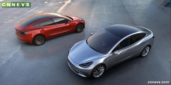 特斯拉Model 3电池生产(中国新能源汽车CNNEVS)
