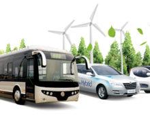 新能源汽车CNNEVS GAC Motor