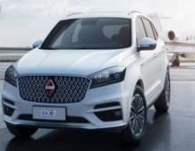 宝沃BXi7(中国新能源汽车CNNEVS)