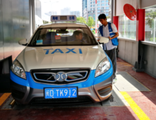 新能源出租改善环境(中国新能源汽车CNNEVS)