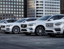 沃尔沃生产新能源汽车(中国新能源汽车CNNEVS)