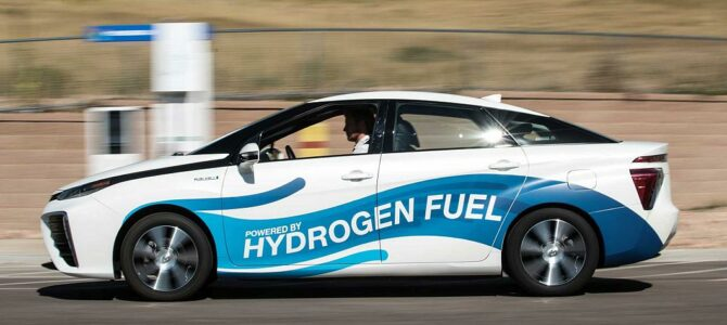 新能源汽车氢能源汽车